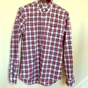 Men's small American Eagle button down shirt